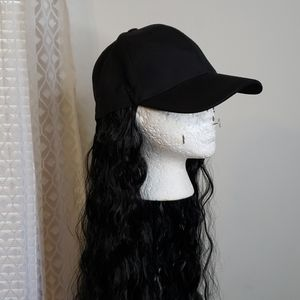 Synthetic Wig Hat